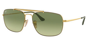 Ray-Ban RB3560 91034M GREEN GRADIENT GREENHAVANA
