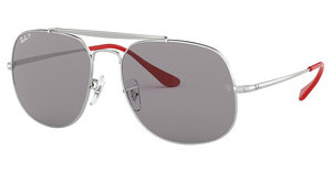 Ray-Ban RB3561 9108P2 GREY POLARSILVER