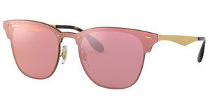 Ray-Ban RB3576N 043/E4 PINK MIRROR PINKBRUSHED GOLD