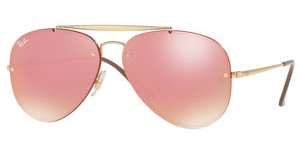 Ray-Ban RB3584N 9052E4 PINK MIRROR PINKGOLD