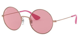 Ray-Ban RB3592 9035F6 PINK DARK MIRROR REDSHINY COPPER