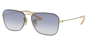 Ray-Ban RB3603 001/19 CLEAR GRADIENT LIGHT BLUEGOLD