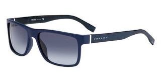 Boss BOSS 0768/N/S FLL/9O DARK GREY SFMTT BLUE