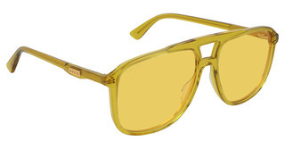 Gucci GG0262S 005 YELLOWYELLOW