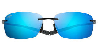 Maui Jim Kumu B724-02 Blue HawaiiGloss Black