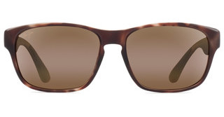 Maui Jim Mixed Plate H721-10MR HCL BronzeMatte Tortoise Rubber