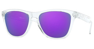Oakley OO9013 9013H7 PRIZM VIOLETPOLISHED CLEAR