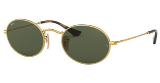 Ray-Ban RB3547N 001 GREENGOLD