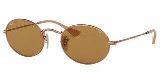 Ray-Ban RB3547N 91314I EVOLVE BROWNCOPPER