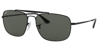 Ray-Ban RB3560 002/58 GREEN POLARBLACK