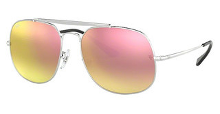 Ray-Ban RB3561 003/7O GRADIENT BROWN MIRROR PINKSILVER