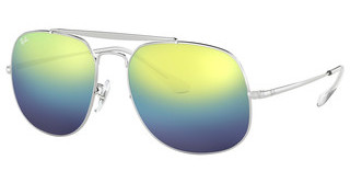 Ray-Ban RB3561 003/I2 GREEN MIRROR BLUE GRAD GREENSILVER