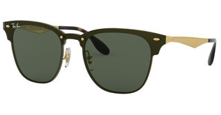 Ray-Ban RB3576N 043/71 DARK GREENBRUSCHED GOLD