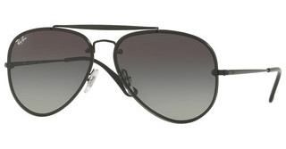 Ray-Ban RB3584N 153/11 GREY GRADIENT DARK GREYDEMI GLOS BLACK