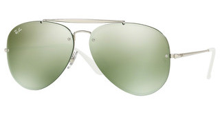 Ray-Ban RB3584N 905130 DARK GREEN MIRROR SILVERSILVER