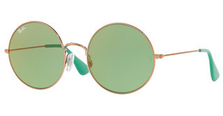 Ray-Ban RB3592 9035C7 GREEN MIRROR REDSHINY COPPER