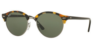 Ray-Ban RB4246 1157E GREENHAVANA SPOTTED BLACK