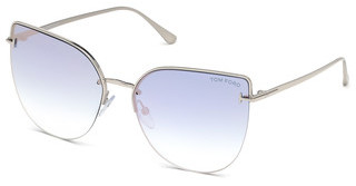Tom Ford FT0652 16Z verspiegeltpalladium glanz