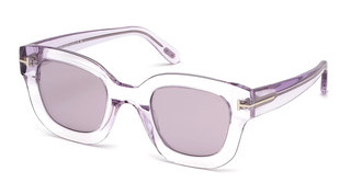 Tom Ford FT0659 78Z violett ver.lila glanz