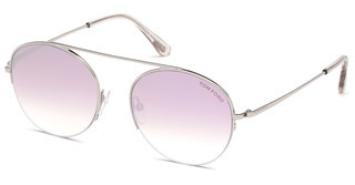 Tom Ford FT0668 16Z verspiegeltpalladium glanz