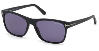 Tom Ford FT0698 02V blauschwarz matt