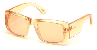 Tom Ford FT0731 45E braunbraun hell glanz