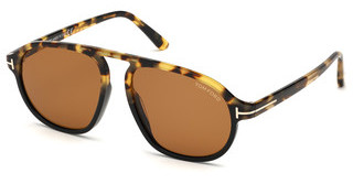 Tom Ford FT0755 56E braunhavanna