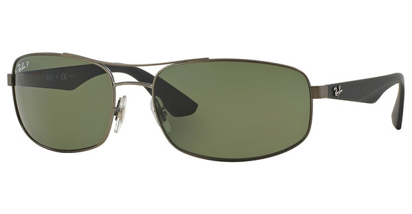 Ray-Ban   RB3527 029/9A POLAR DARK GREENMATTE GUNMETAL