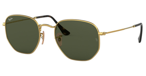 Ray-Ban   RB3548N 001 GREENGOLD