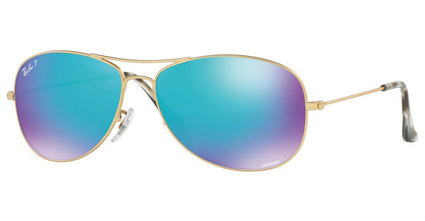 Ray-Ban   RB3562 112/A1 BLUE POLAR FLASHMATTE GOLD