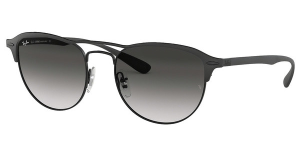 Ray-Ban   RB3596 186/8G GREY GRADIENT DARK GREYBLACK ON TOP MATTE BLACK