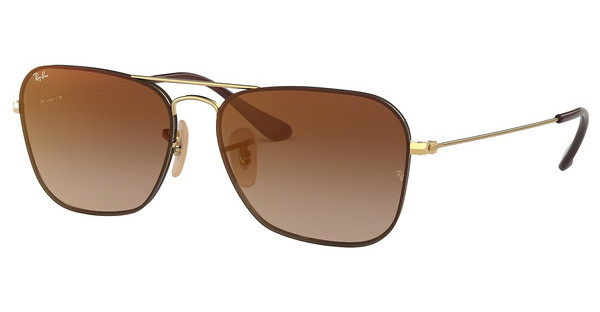 Ray-Ban   RB3603 001/S0 BROWN GRADIENTGOLD